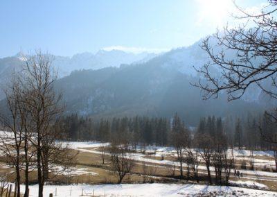 Ausblick ins Hintersteiner Tal